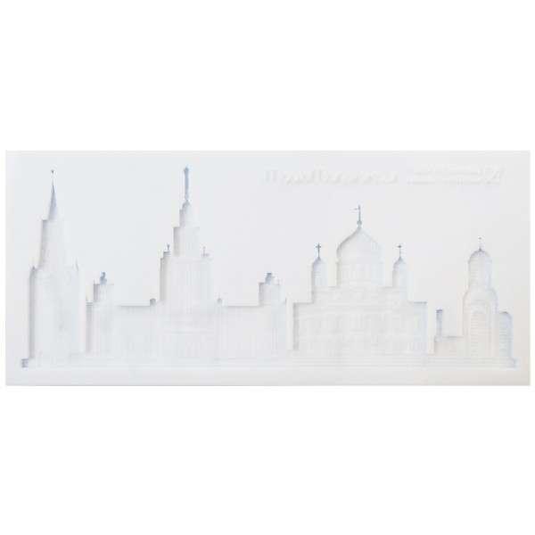Silikonform Skyline Moskau