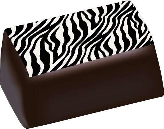 Transferfolie Zebra