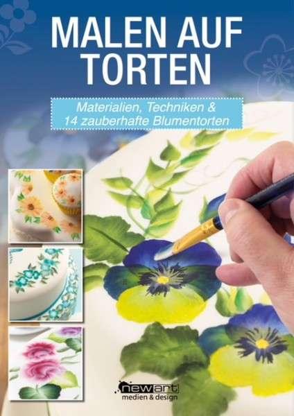 """Buch """"Malen auf Torten"""" Stephanie Weightman"""