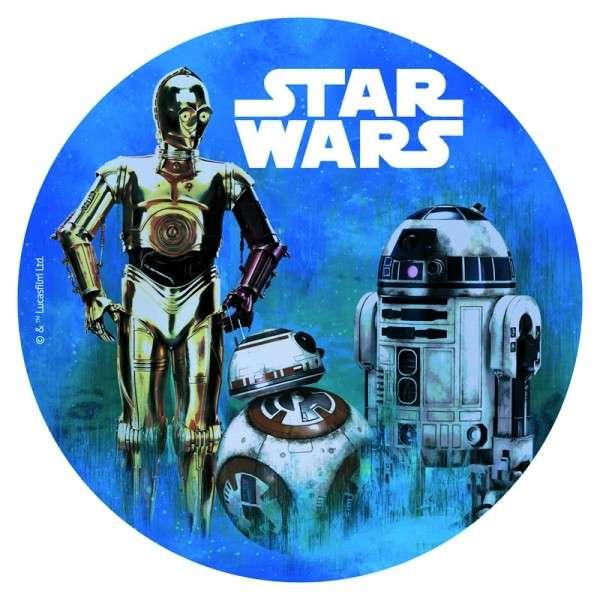 Esspapieraufleger Star Wars