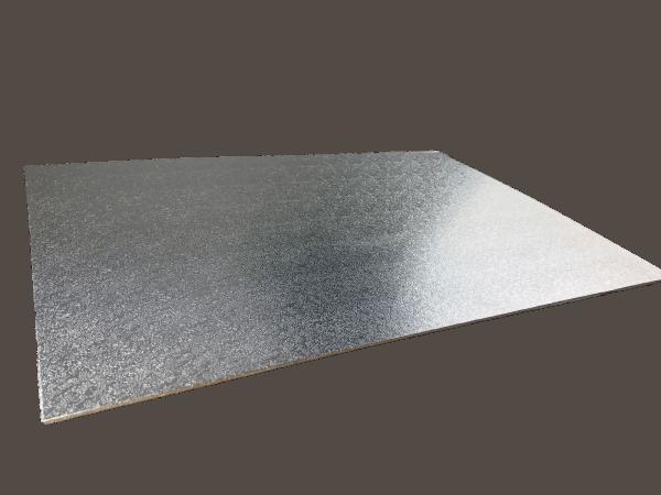 Tortenplatte rechteckig 3mm dünn