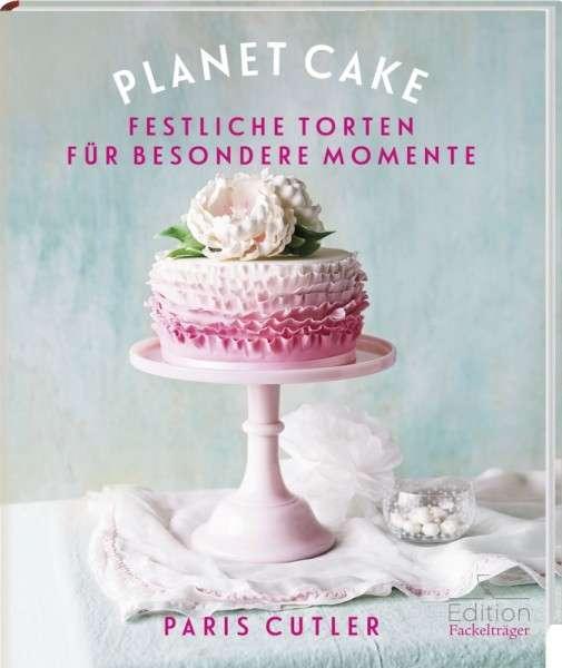 """Buch """"Festliche Torten"""" von Planet Cake Paris Cuttler"""