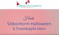 Fondant Totenkopf