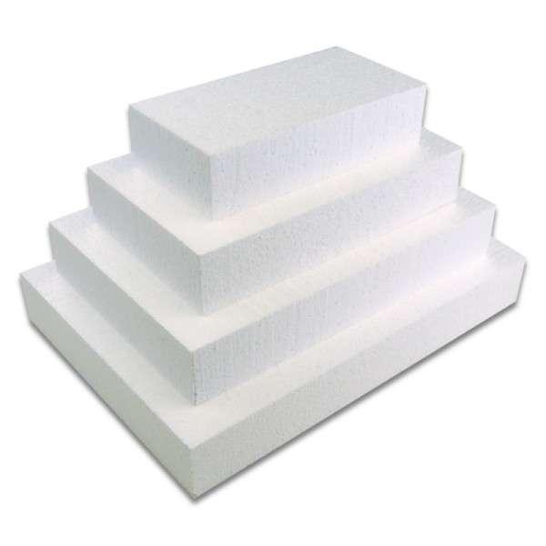 Tortendummy, 4 Ebenen, 250 x 330 mm, 50mm hoch