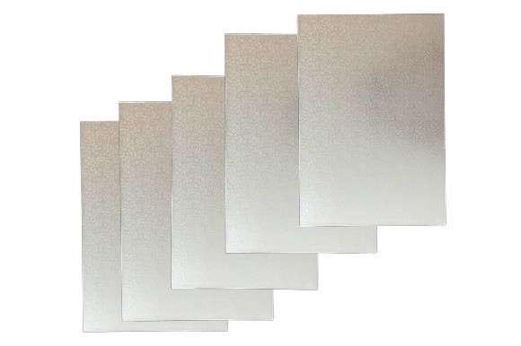 Tortenplatte dünn 3mm rechteckig