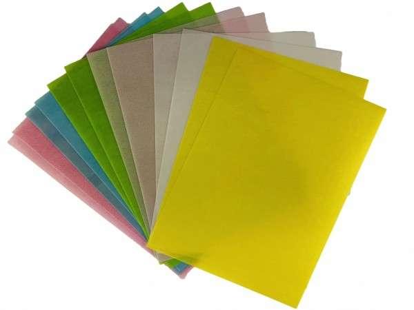 Oblatenpapier Rainbow Mix