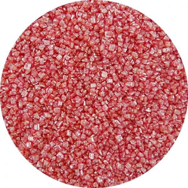 Kristallzucker rosa-rot 60 gr