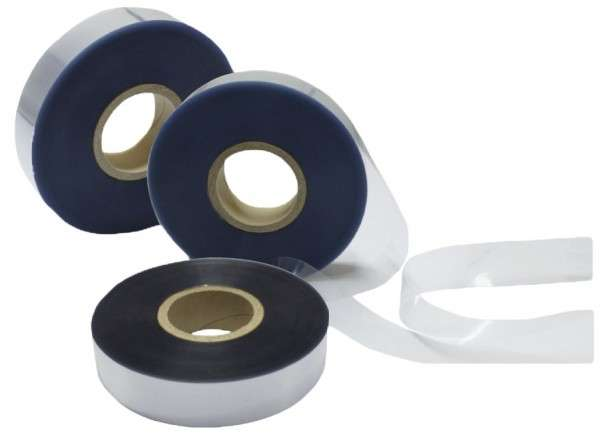 Kunststoffband / Tortenrandfolie HPVC 40 mm Länge 300 m
