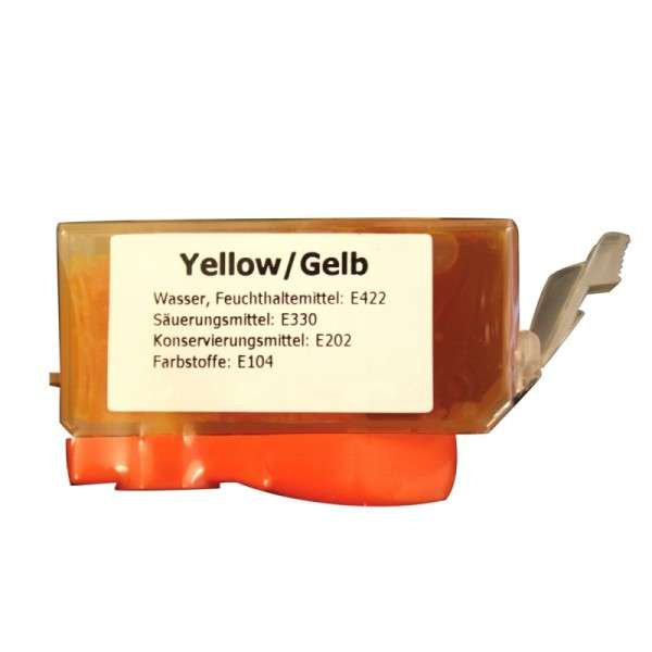 Lebensmittelfarbe für Fototorte CLI-526 Y