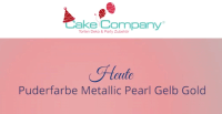 Puderfarbe Pearl Soft Gold Azofrei 3g