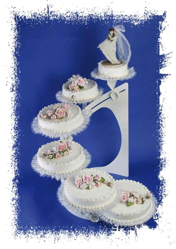 Hochzeitstorte ständer für Unsere Top