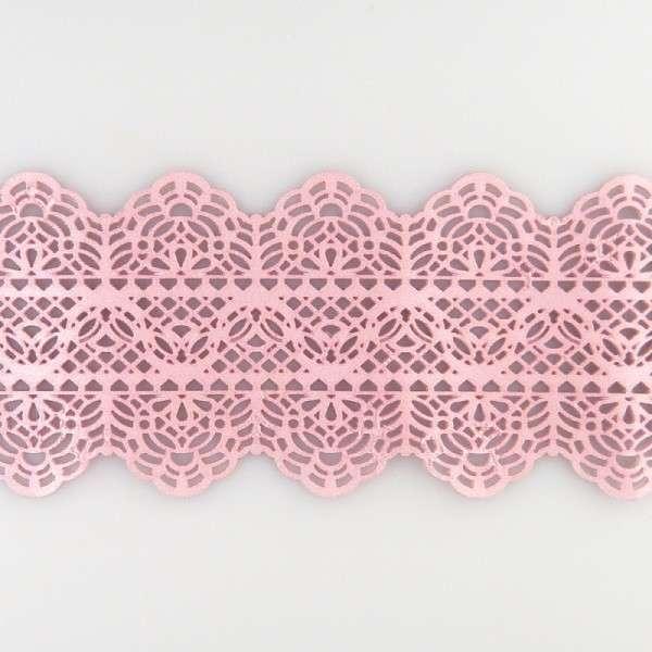 Essbare Spitze Sweet Lace in Rosa