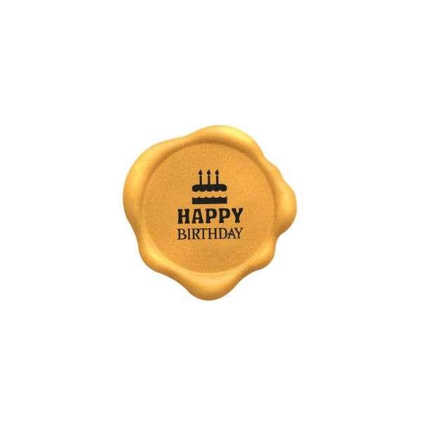 Happy Birthday Schokolade