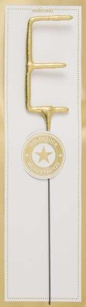 Wondercandle E Classic Gold