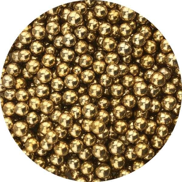 Chocoballs Vintage Gold klein