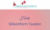 Silikonform Tauben ca. 8,7 x 9 x 0,7 cm