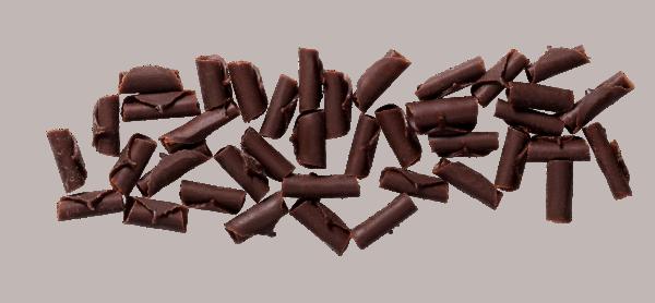 Blossoms dark Chocolate 1kg Callebaut Mona Lisa 1,0kg