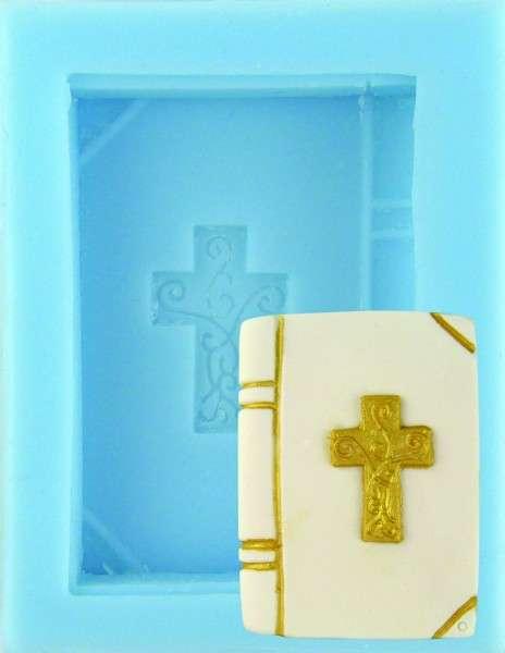 Silikonform Gebetbuch