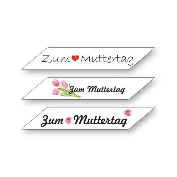 """Zuckeraufleger Schriftzüge """"Muttertag"""""""
