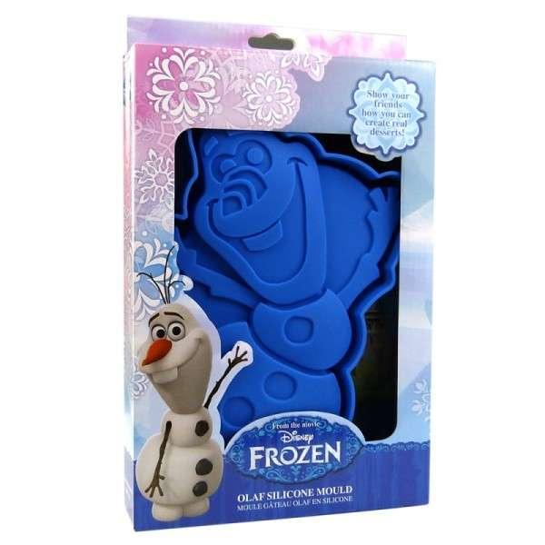 Frozen Silikon Backform Olaf Disney