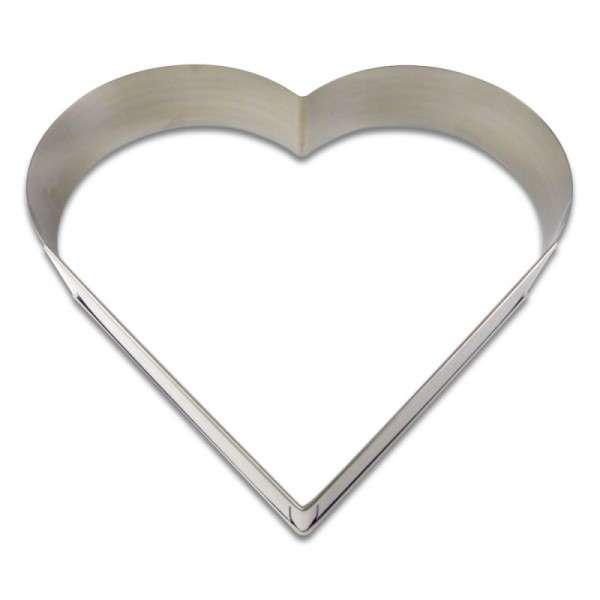 Herzbackrahmen 29-38 cm verstellbar