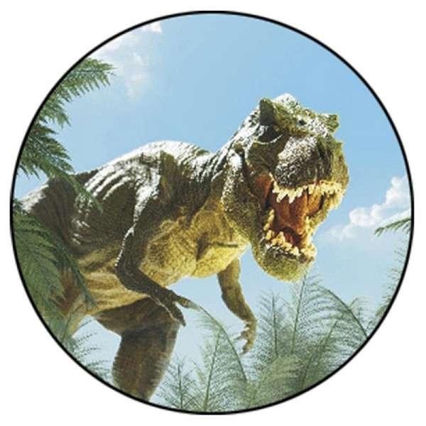 Zuckeraufleger Dinos grün 20cm