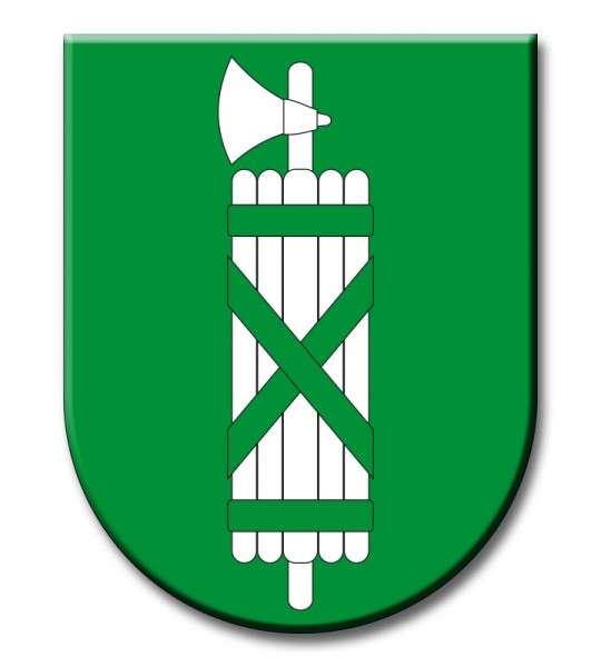 Zuckeraufleger Wappen St.Gallen