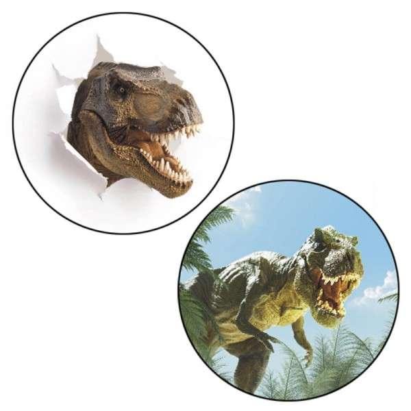Zuckeraufleger Dino realistisch 4 cm