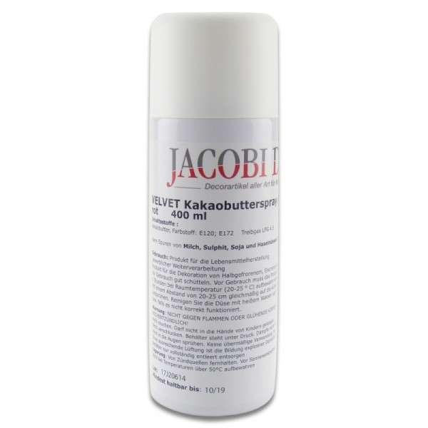 Velvet Spray Rot, azofrei, 400 ml