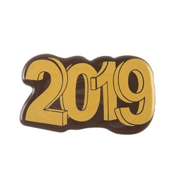 Schokoladenaufleger 2019