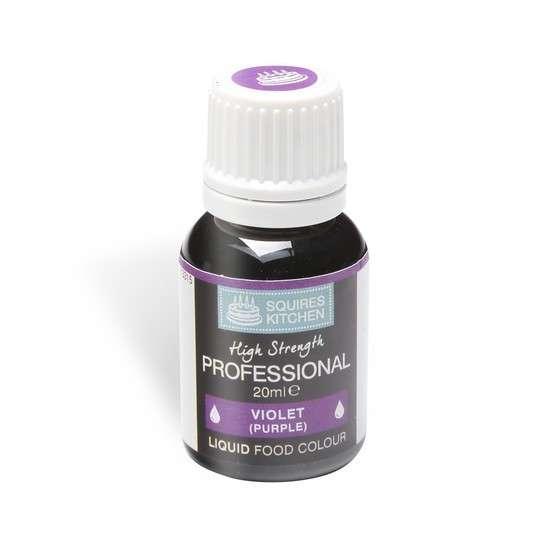 Profess. Lebensmittelfarbe Violet Squires Kitchen 20 ml