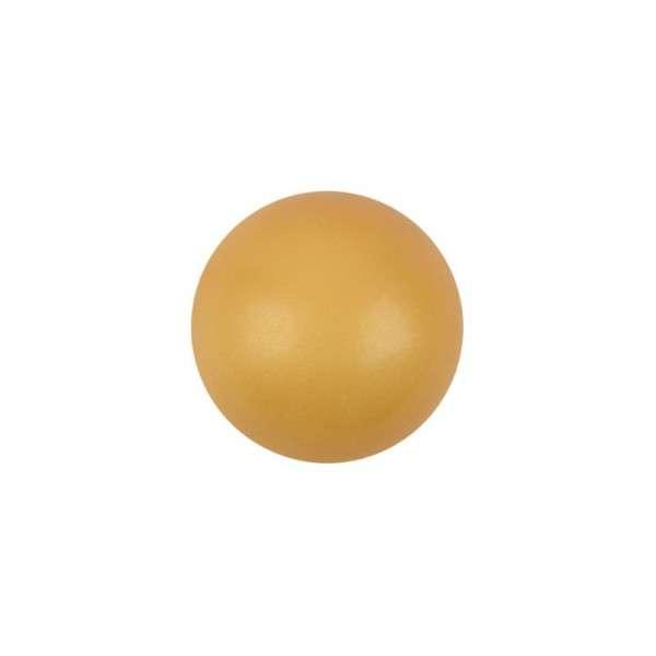 """3D Schokoladendeko """"Kugeln Gold"""" ca.22mm 162 Stck"""