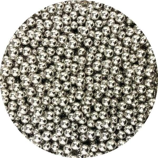 Chocoballs Silber klein