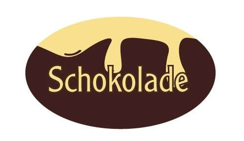 Tortendekoration Schokoladenaufleger Schokolade