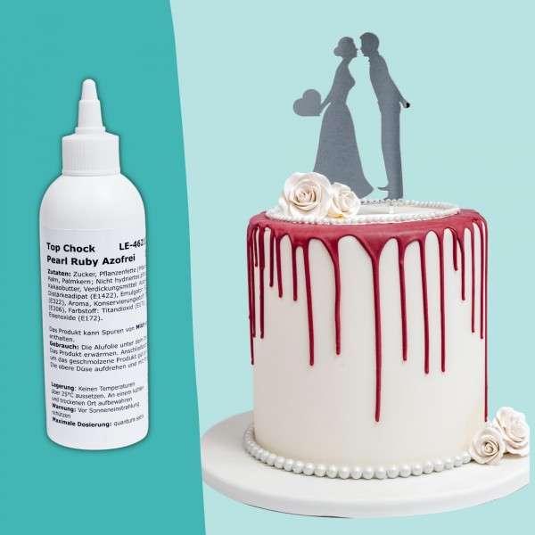 Top Chock Drip Cake Ruby Vorschaubild