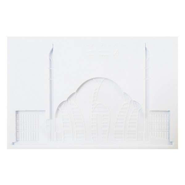 Silikonform Moschee Köln
