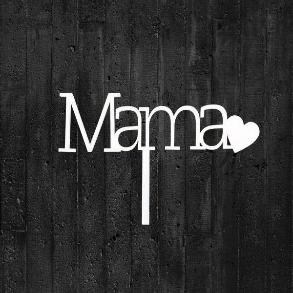 Cake-Topper Mama