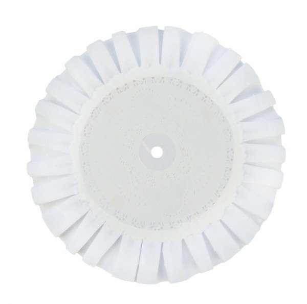 Tortenplatte mit Spitze weiß rund 400mm 10 Stck