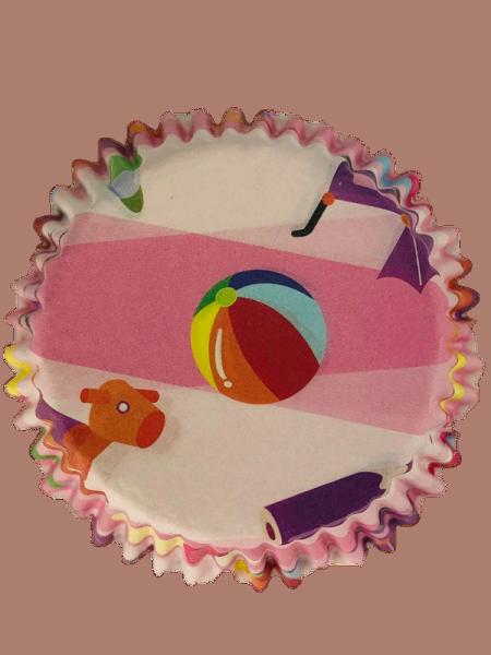 Muffinförmchen Baby 50 Stück