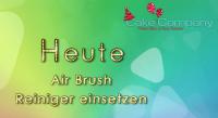 Airbrushreiniger 100ml für Lebensmittelfarben
