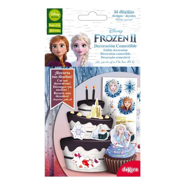 Frozen Zuckeraufleger