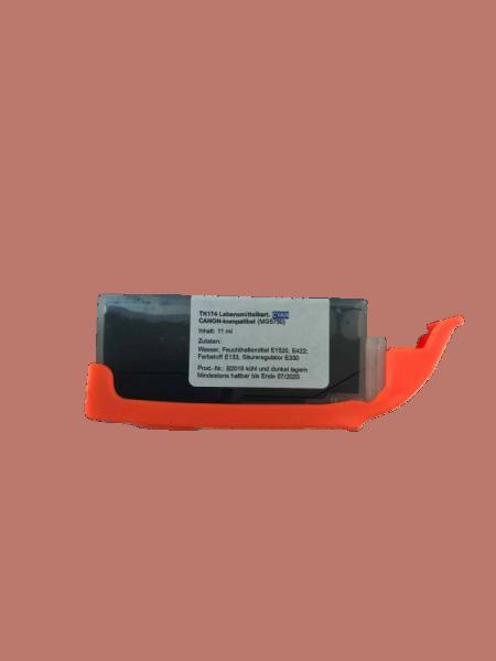 Lebensmittelfarbe für Fototorte CLI571 TS5050 TS6050 MG5750 C