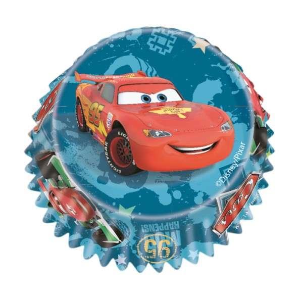Cars 24 Muffinförmchen